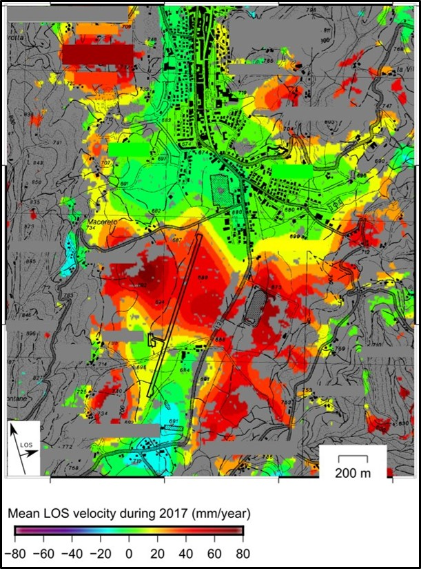 Fragile - RAPID AREAL INSAR SURVEY (RAINS) 8
